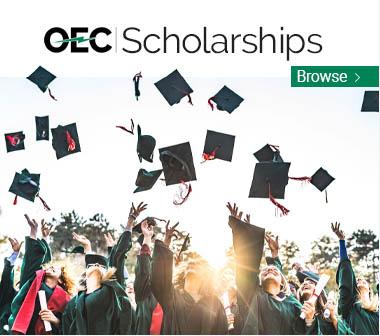 OEC scholarships available