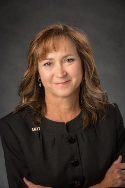 Jonna Buck OEC VP of Administration