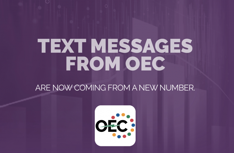 Text Messages are coming from a new number